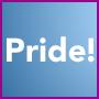 Pride icon.