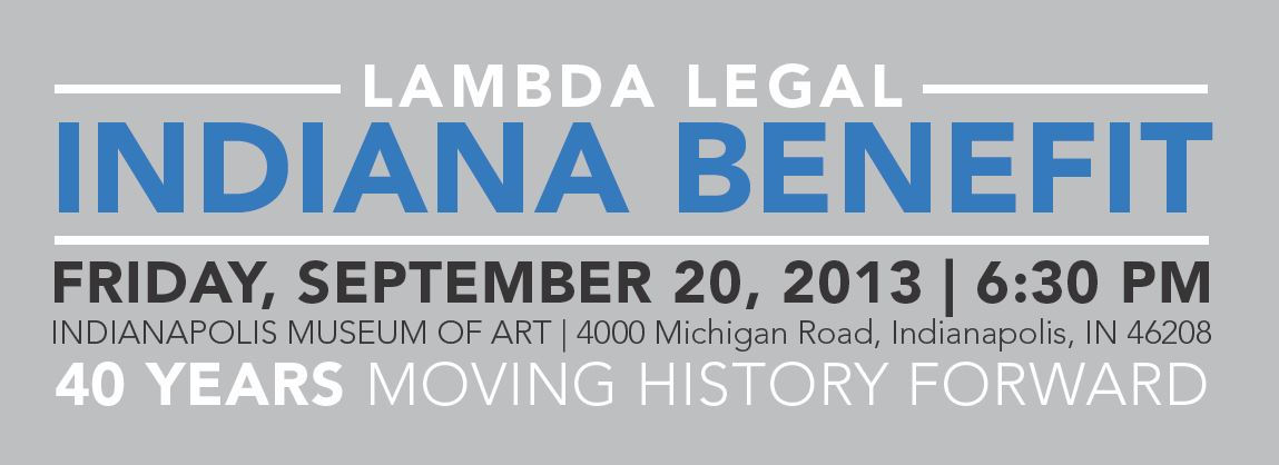 Indiana Benefit 2013 Logo