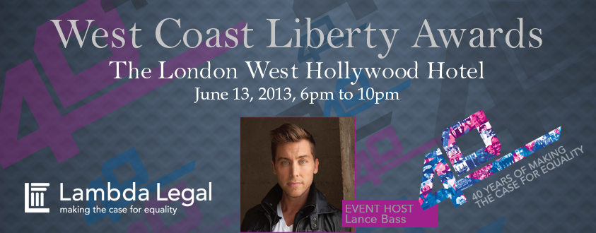 West Coast Liberty Awards 2013 Banner Image